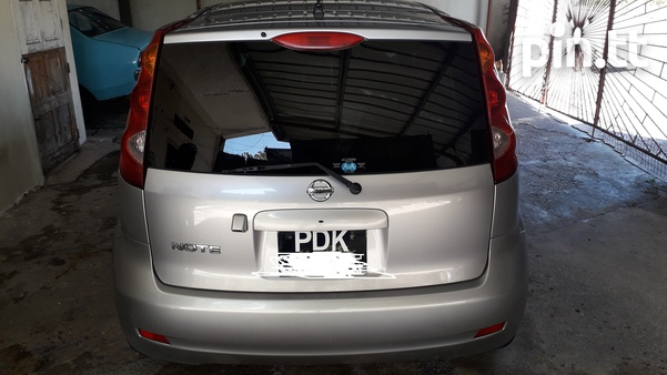 Nissan Note, 2009, PDK-4