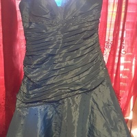 Blue dress size medium
