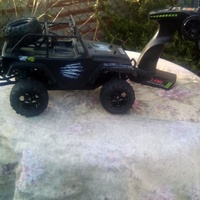 Rc Offroad Jeep
