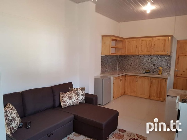 FURNISHED DIEGO MARTIN APARTMENT-1
