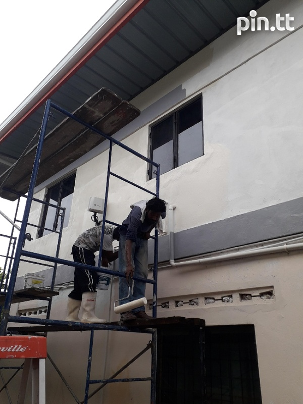 Under ceiling and Painting services-2