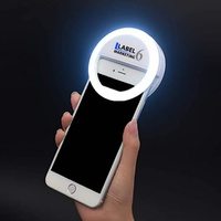 Customized Portable Selfie Ring Light. - Customize Your Own