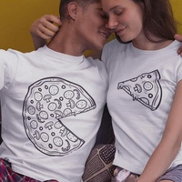 Missing Piece Couples Tees