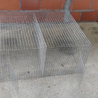 Cage 3ft width 30 inches length 16 inches height 16 gauge wire