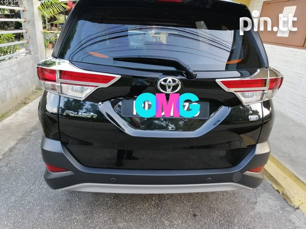 Toyota Other, 2018, PDU-4