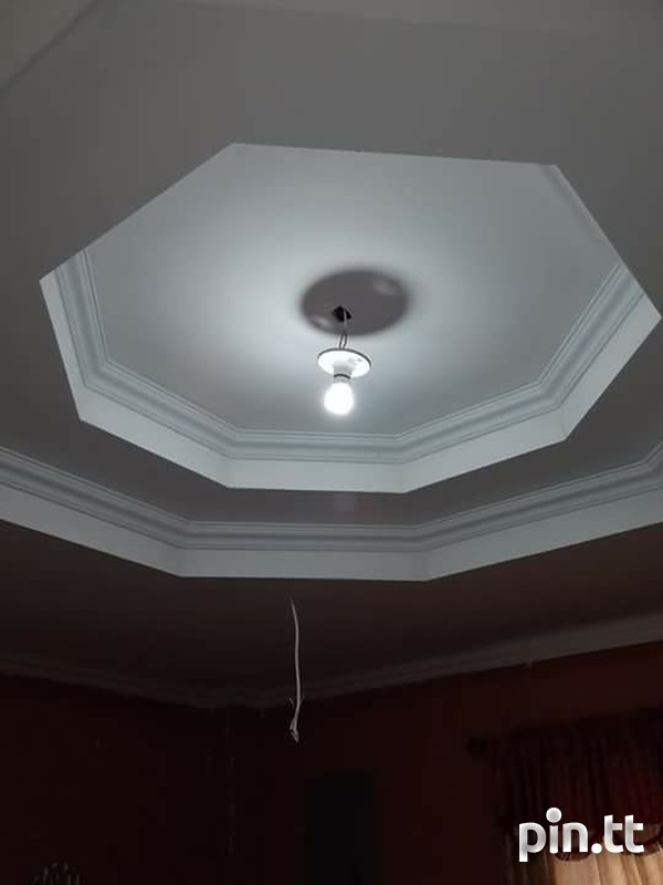 Gypsum and pvc ceilings-2