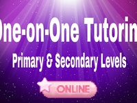 Online Tutoring for Primary and Secondary Students