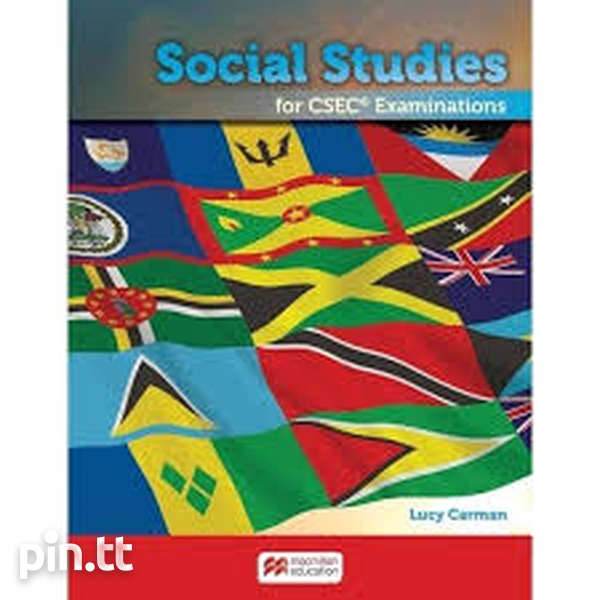 CRASH COURSE CSEC SOCIAL STUDIES-1
