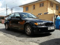 BMW 3-Series, 2002, pbn