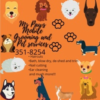 Ms Paws Mobile Grooming And Pet Services