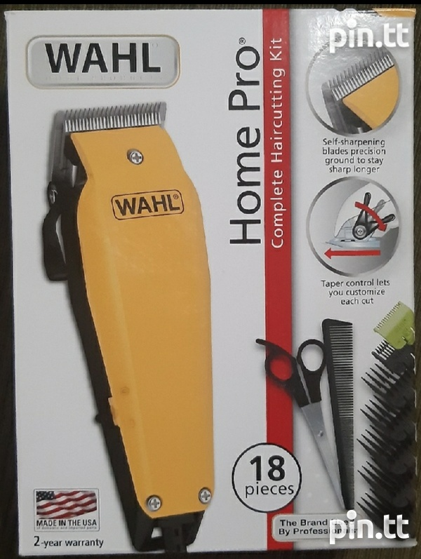 WAHL home pro complete hair cutting kit...new-1