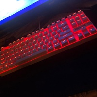Red Dragon Mechenical Keyboard Blue Switches