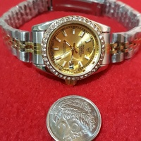 Womens 28mm Rolex Watch
