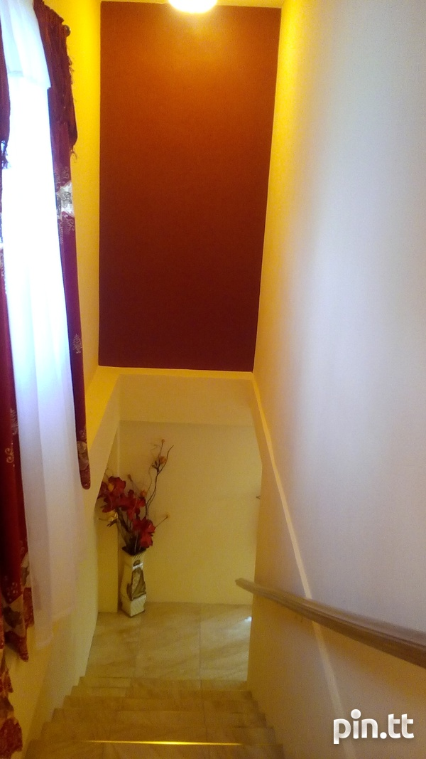 Two Storey House 4 Bedroom Cunupia-13