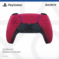 Sony PS5 DualSense Wireless Controller - Cosmic Red. New, Sealed