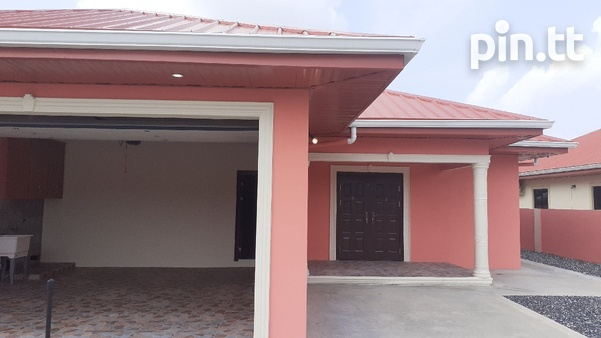 Spacious 3 Bedroom Flats Gated Community Cunupia-1