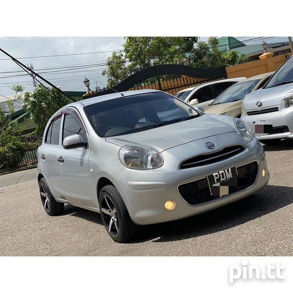 Nissan March, 2012, PDM-1