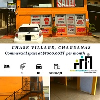 Commercial Space Chase Village, Chaguanas