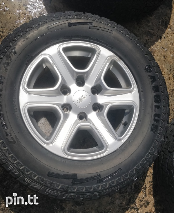 17 inch rims and tyres-3