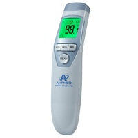 COMBO Infrared Forehead Thermometer & Pulse Monitor/Oximeter