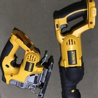 Dewalt DC330 Jigsaw and DC385 Reciprocating Saw