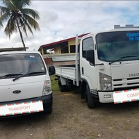 Transport and dumping services