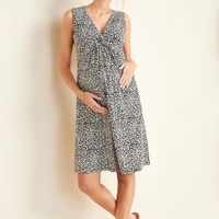 Old Navy Maternity Dress Lg