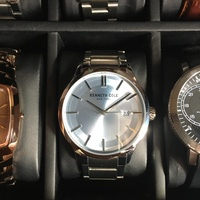 Kenneth Cole Men Stainless Steel Watch