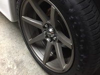 17inch Tracklite Rims and Tires 5x100 /Universal. Immaculate condition