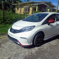 Nissan Note, 2016, PEA