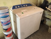 2 WASHING MACHINES FOR PARTS