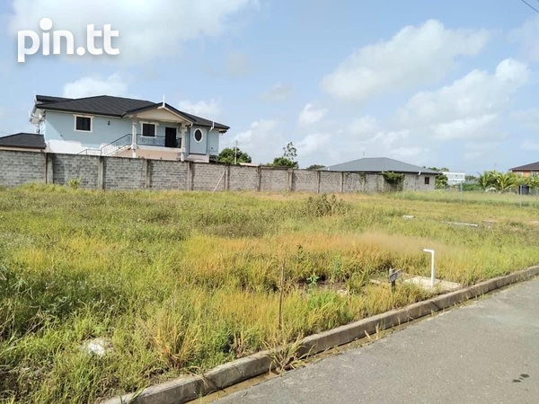 Endeavour, Chaguanas - Freehold, Approved Land-2