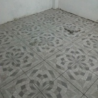 Excellent and neat tile work