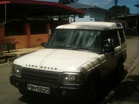 Land Rover Discovery, 2001, PBN