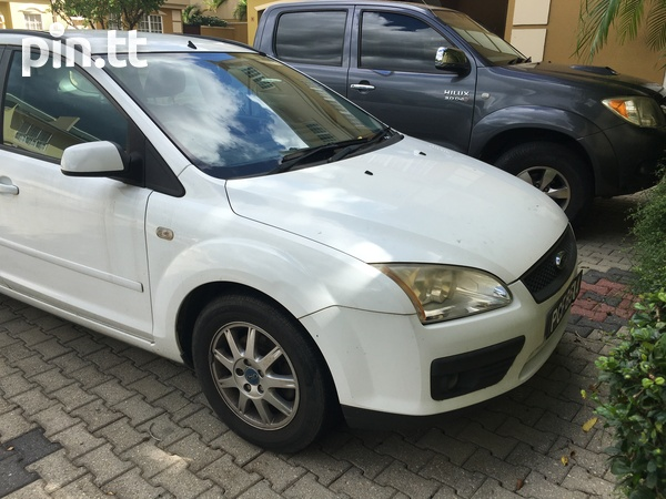 Ford Focus, 2007, PCF-3