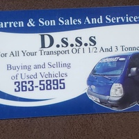 Darren and sons transport