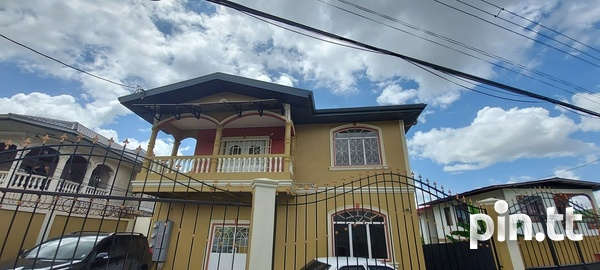 Two Bedroom Apt Available in San Fernando-1