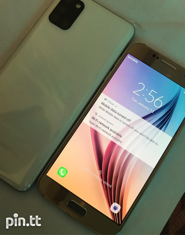 Samsung A31 And S6-4