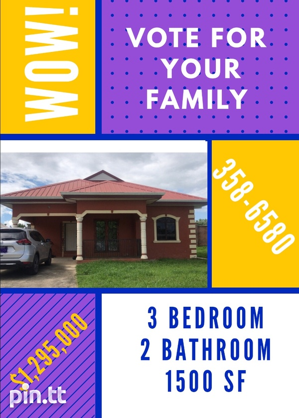 3 bedroom family home-1