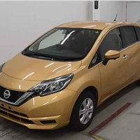 Nissan Note, 2018, Roll On Roll Off