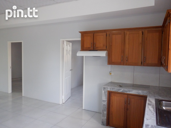 Newly Constructed Large Two Bedroom Apartment Cunupia-8