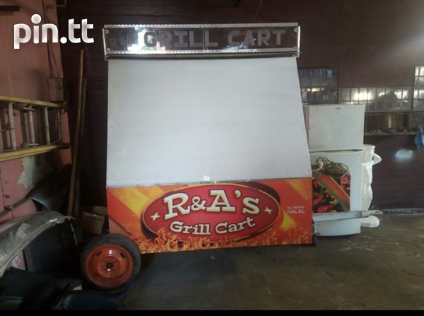 Grill Cart-2