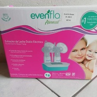 New Evenflo Advance Double Electric Breast Pump