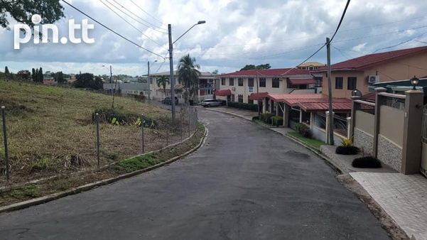 4 Lots Available - Palmiste, Block 3, San Fernando 5,300 sq ft approx per lot-3