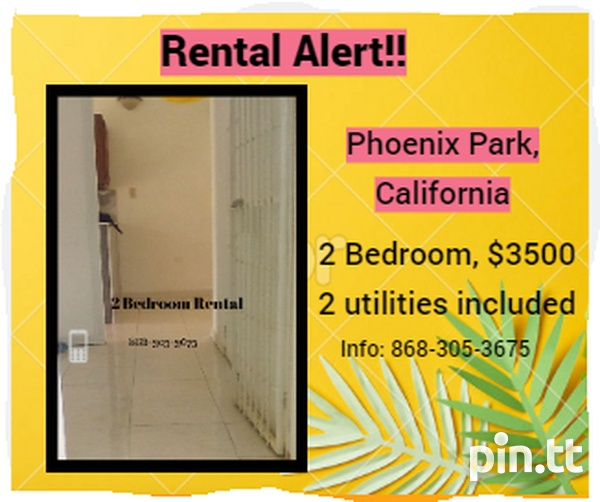 Spacious 2 Bedroom Central Apartment-1