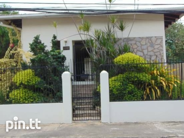 Woodbrook fully furnished 2 bedroom house-1