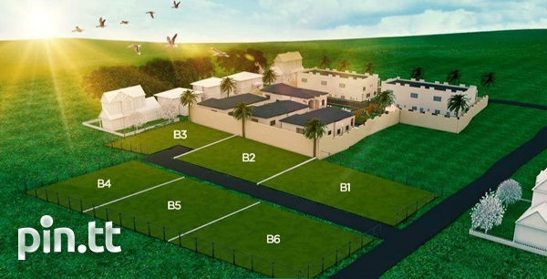 Prime South plots near Palmiste And Gulf View in gated community.-1