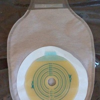 Ostomy bag