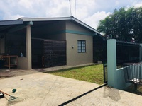 Roystonia Couva House with 2 bedrooms