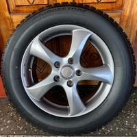 Bridgestone Rim And Tyre